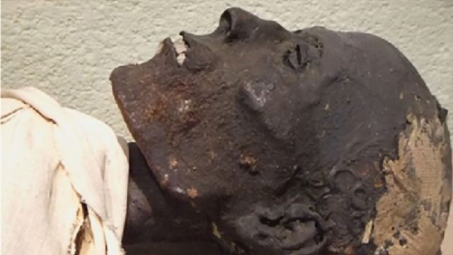 Analyzing Ancient Egyptian Embalming Without Causing Damage