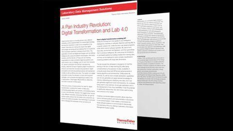 A Pan Industry Revolution: Digital Transformation and Lab 4.0