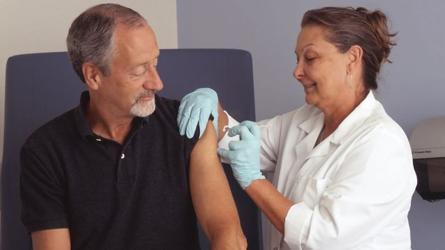 Divided Opinions As UK Government Changes COVID-19 Vaccine Regimen
