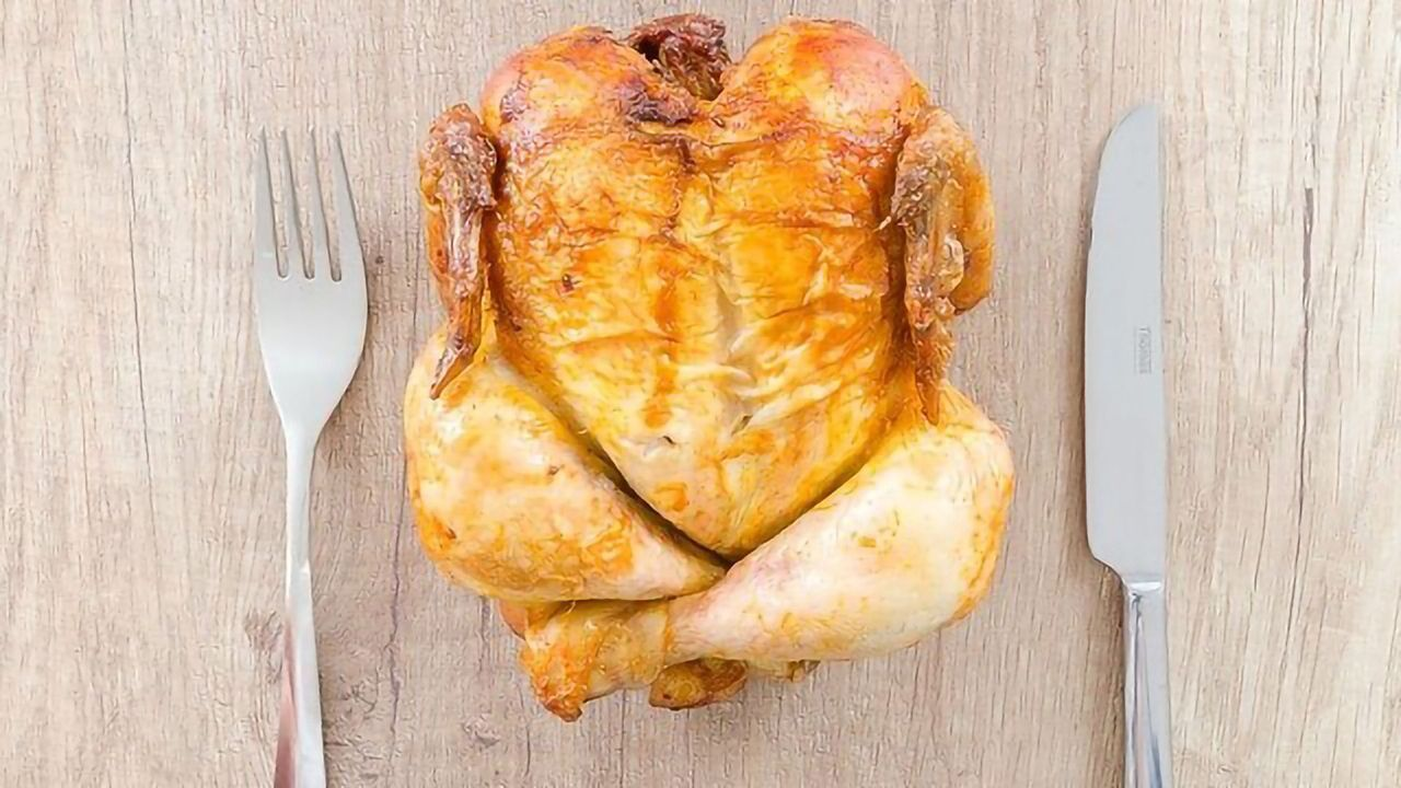 Science Has the Recipe for Perfectly Cooked Chicken