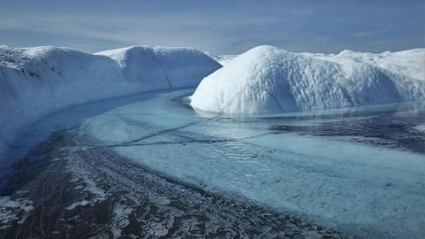 Greenland Melting May Be Expedited by Sedimentary Bacteria