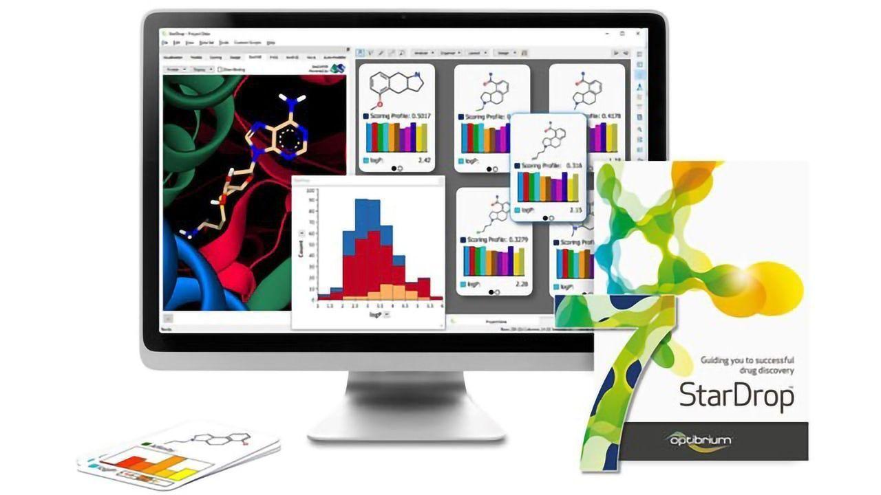 Optibrium Enhances Compound Design Strategies