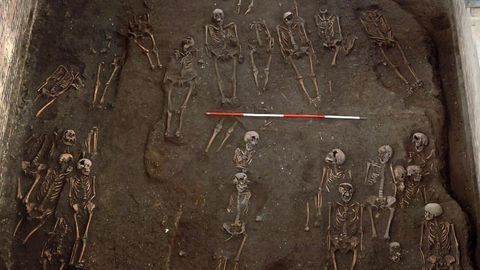 """Medieval Cambridge's Inequality """"Recorded on the Bones"""" of Its Residents"""