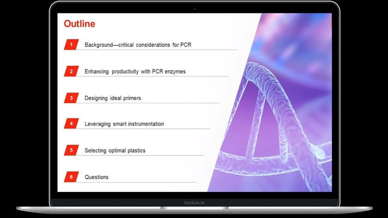 Driving Lab Productivity With PCR Power