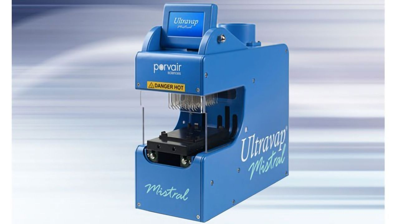 Automation-ready Sample Evaporator for Microplates