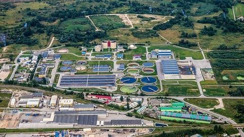 50% of Global Wastewater Treated But Developing Countries Lag Behind