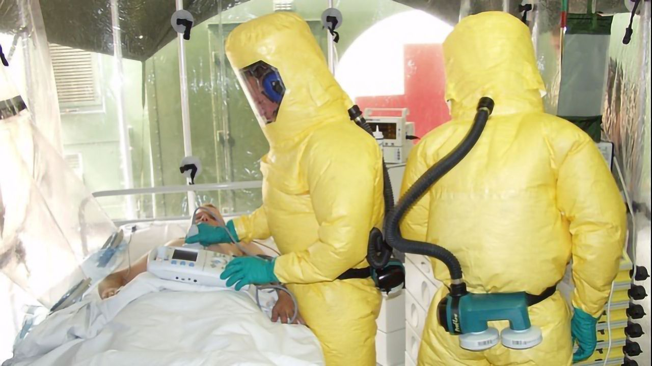 How Ebola Tricks Its Way Into Our Organs