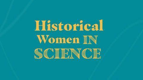 History of Women in Science