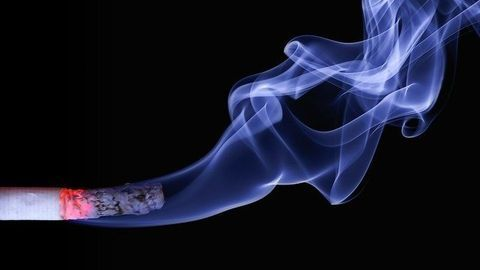 Tobacco Smoke Is a Ubiquitous Air Contaminant