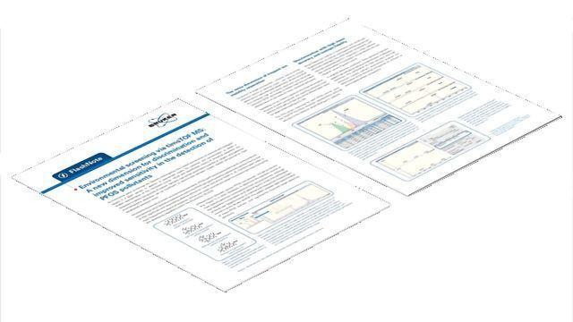 Environmental Screening: Achieve Superior Detection of PFOS Pollutants