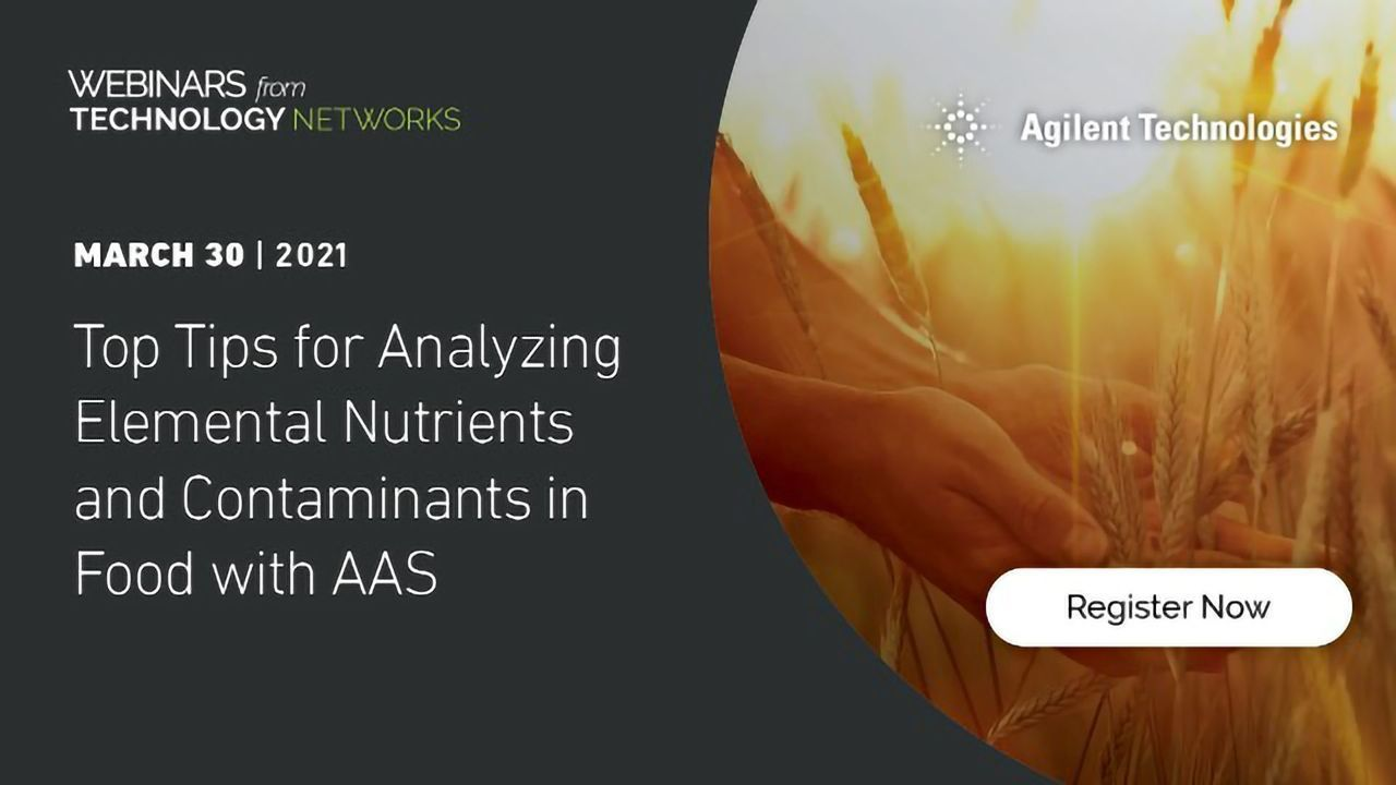 Top Tips for Analyzing Elemental Nutrients and Contaminants in Food With AAS