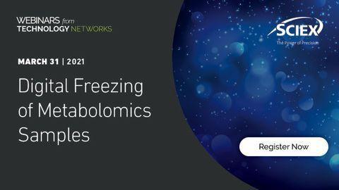 Digital Freezing of Metabolomics Samples
