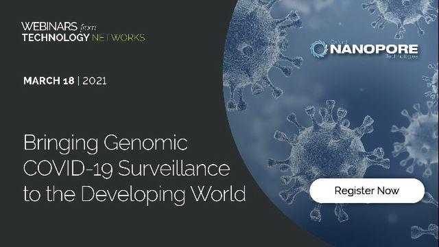 将COVID-19基因组监测带到发展中国家