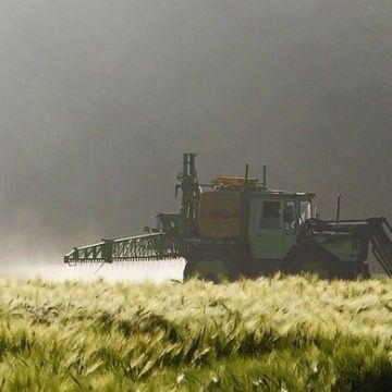 Previously Used Pesticides Persist on Organic Farms for Decades