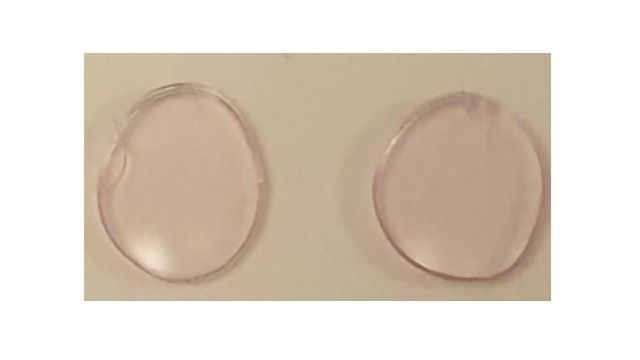 Nanoparticle-Infused Contact Lenses Correct Color Blindness