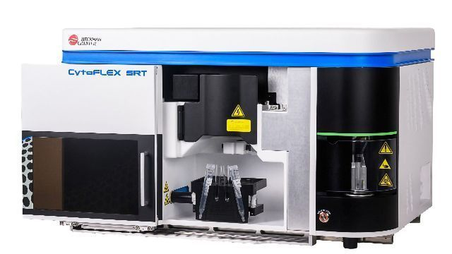 Beckman Coulter Life Sciences Launches CytoFLEX SRT Benchtop Cell Sorter