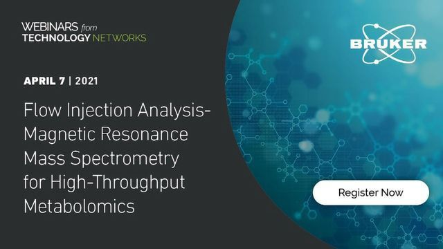Flow Injection Analysis-Magnetic Resonance Mass Spectrometry for High-Throughput Metabolomics