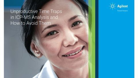 Unproductive Time Traps in ICP-MS Analysis and How To Avoid Them