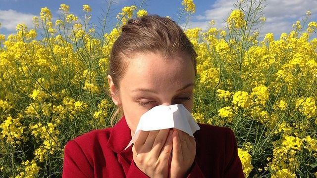 Could Relieving Stress Also Relieve Allergies?