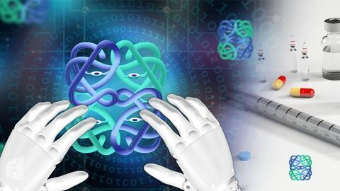 Generating Proteins Using AI To Speed Up Drug Development
