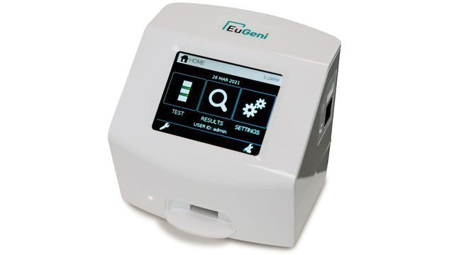 AnteoTech Secures CE Certification for Its Versatile EuGeni Rapid Diagnostic Platform