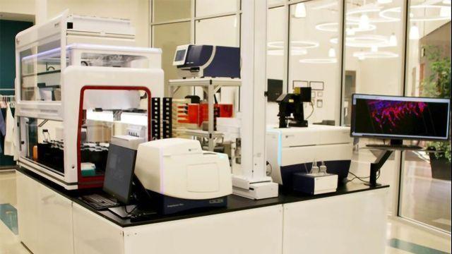 分子装置打开有机体创新中心