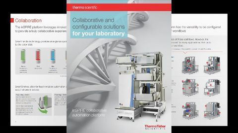 Automation That Connects Your Drug Discovery Workflow