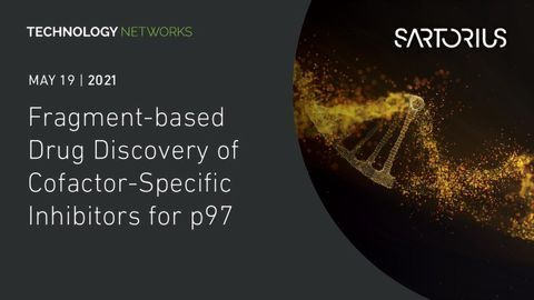 Fragment-Based Drug Discovery of Cofactor-Specific Inhibitors for p97