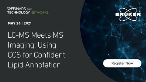 LC-MS Meets MS Imaging: Using CCS for Confident Lipid Annotation