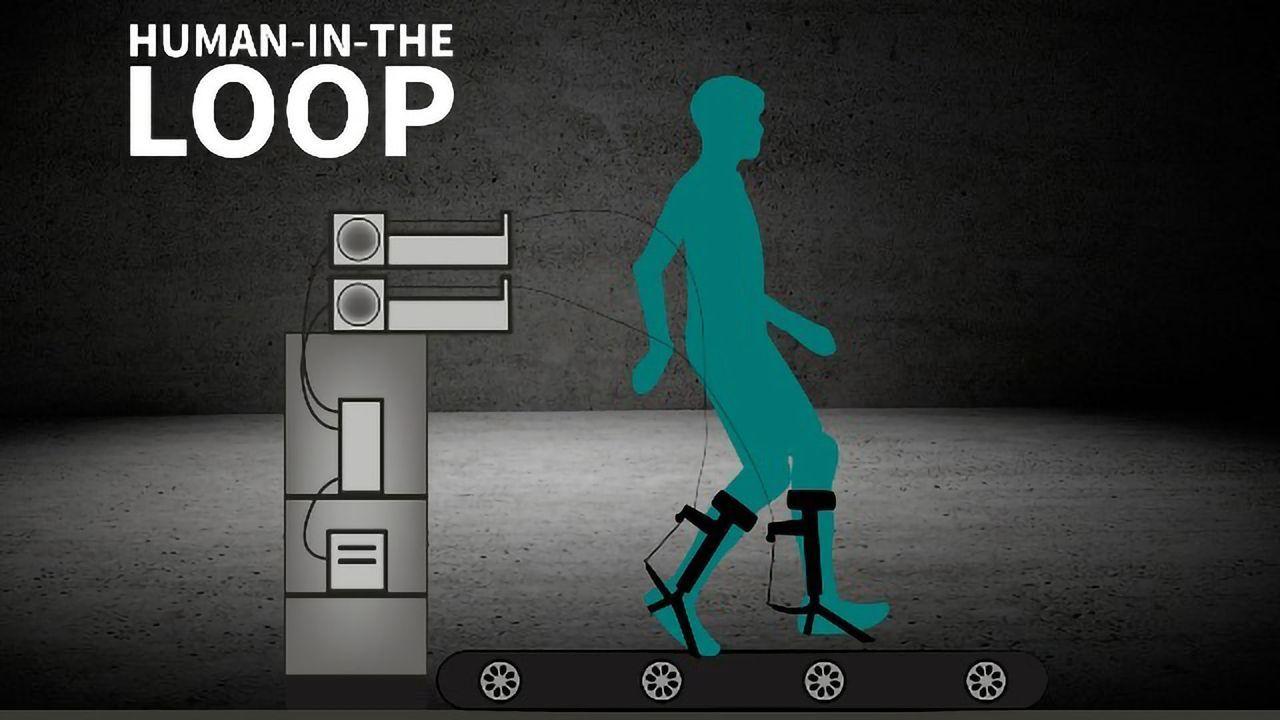 Ankle Exoskeleton Accelerates Walking Speed