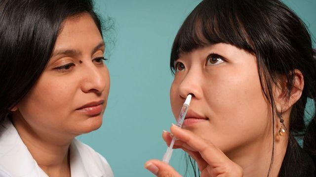 鼻内流感疫苗增强免疫应答并提供广泛的保护