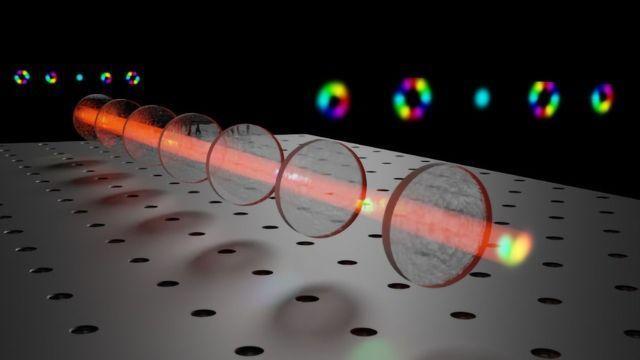 复杂的光子形状可能导致增强的量子技术