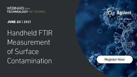 Handheld FTIR Measurement of Surface Contamination