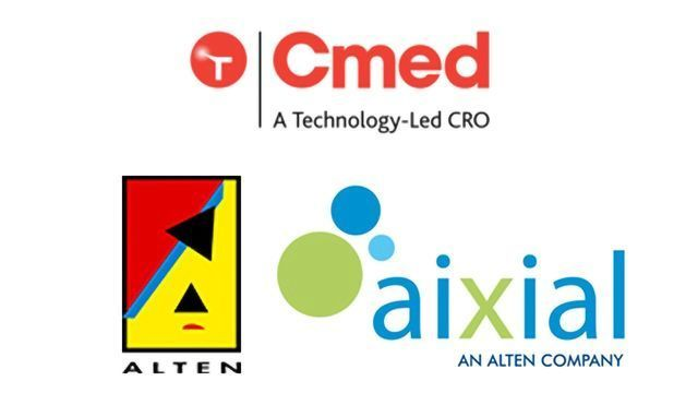 Cmed Group Joins AIXIAL, the CRO of ALTEN Group