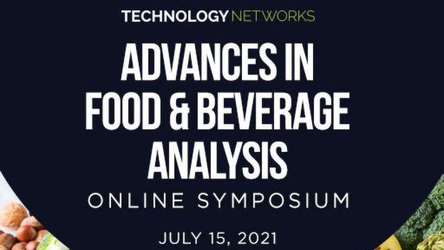 Advances in Food & Beverage Analysis 2021
