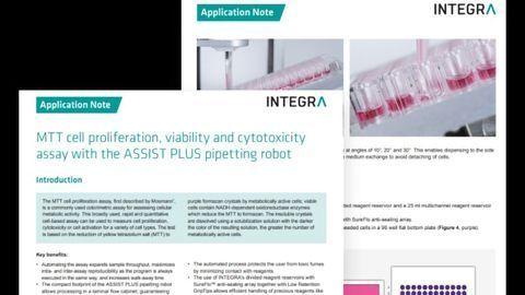 MTT Cell Proliferation, Viability and Cytotoxicity Assay