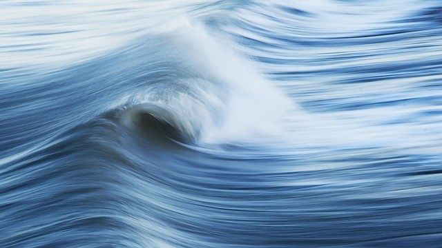 Investigating How Wave Action Impacts Ocean Debris Distribution