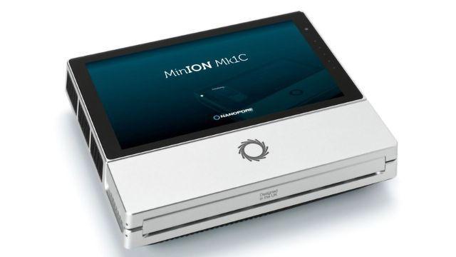 Minion MK1C:一体化便携式序列仪