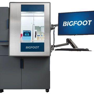 Bigfoot谱细胞分拣机高吞吐板分拣