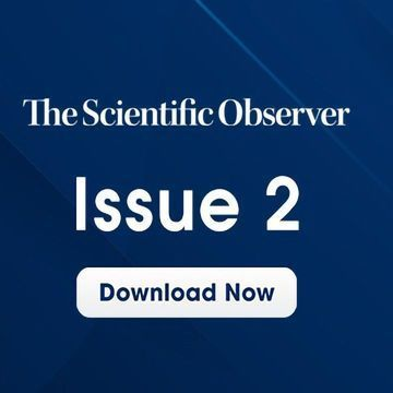 The Scientific Observer Issue 02 May 2021