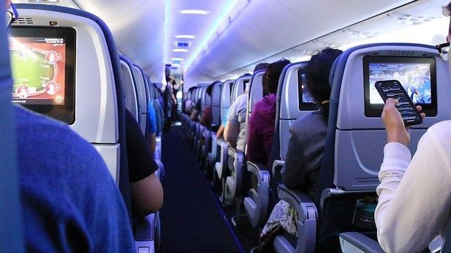 The Strange Chemistry Behind Why You Get Sick on Planes