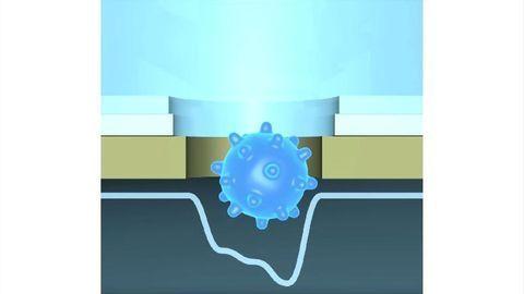 Intelligent Nanopore System Rapidly Detects SARS-CoV-2