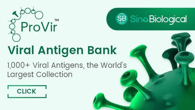 ProVir<sup>TM</sup>: Viral Antigen Bank