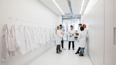 Best Practices for Returning to the Lab