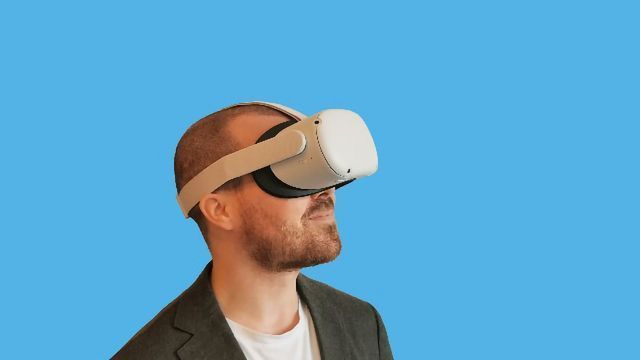 Virtual Reality and Speech Disorders With Gareth Walkom