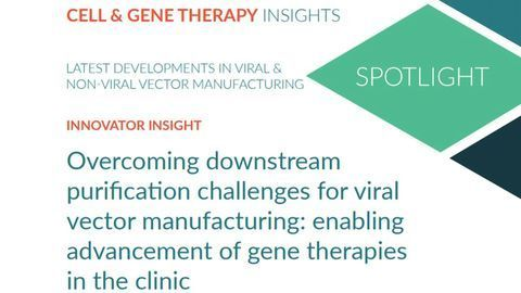 Overcoming Downstream Purification Challenges for Viral Vector Manufacturing