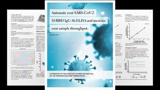 Automate Your SARS-CoV-2 S1/RBD IgG Ab ELISA