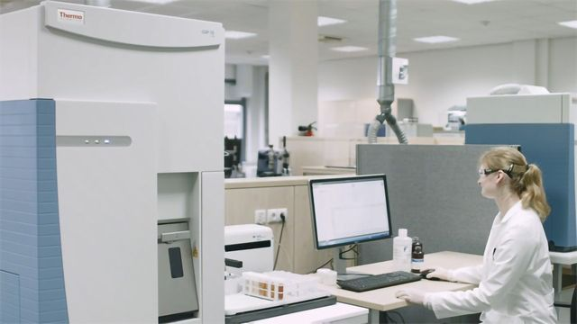 Removing Interferences Using the Thermo Scientific iCAP Qnova Series ICP-MS