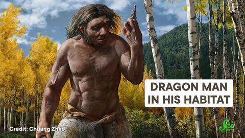 Meet Dragon Man, Humans' Possible New Relative