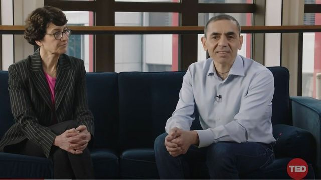 Meet the Scientist Couple Driving an mRNA Vaccine Revolution